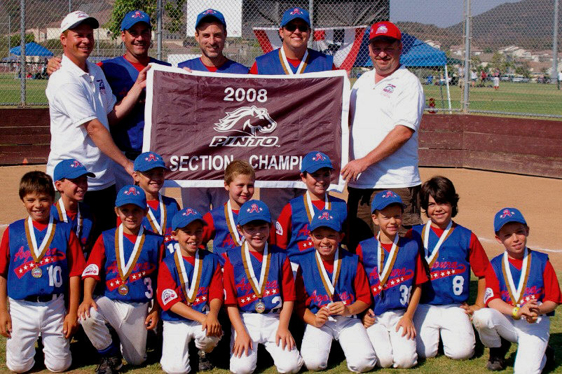 Agoura Pinto Squad Secures Section Title The Acorn