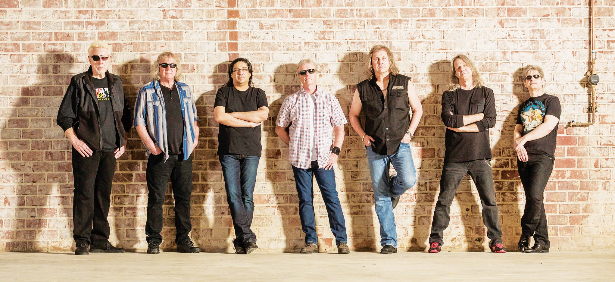 "LEFTOVERTURE—The rock band Kansas will bring its more than two-hour show to the Thousand Oaks Civic Arts Plaza on Wed., Sept. 13. Remember ""Dust in the Wind""? Courtesy photo"
