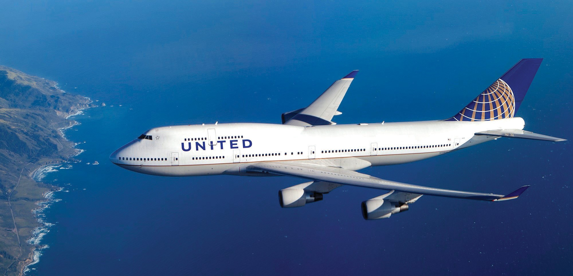 END OF AN ERA—United Airlines is retiring its 747s with a final flight from San Francisco to Honolulu, the route the company's first 747 took more than 47 years ago. Courtesy of United Airlines