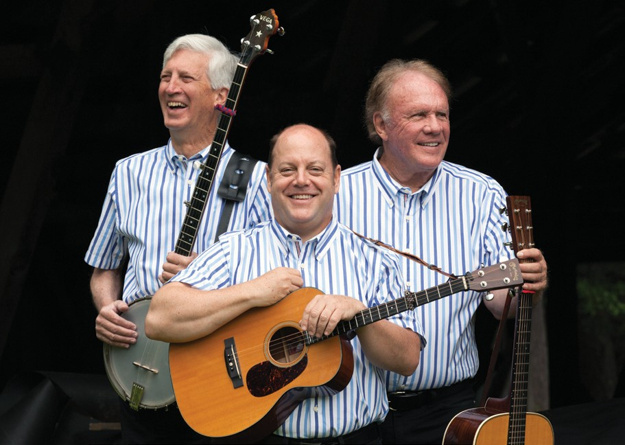 ACOUSTIC SOUNDS— The Kingston Trio along with John Sebastian of the Lovin' Spoonful will entertain the audience Sun., Nov. 12 at the T.O. Civic Arts Plaza. Courtesy photo
