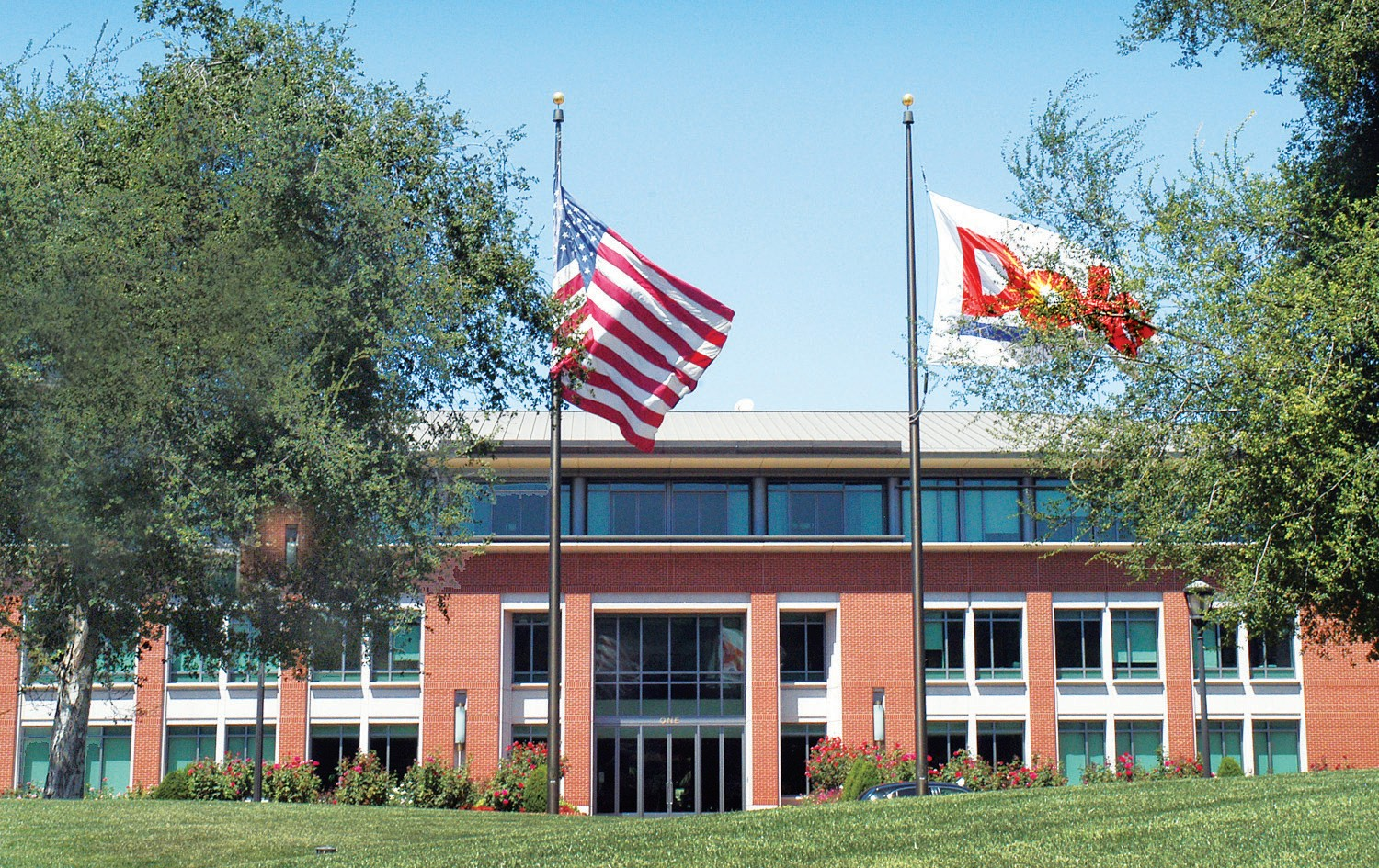 HALF-MAST—A Belgian company decided not to purchase the debtladen Dole Food Company, whose headquarters are shown here. Acornfile photo
