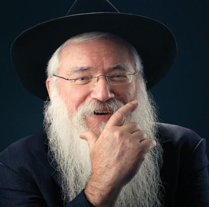 Rabbi Manis Friedman Courtesy of Avrohorn Perl