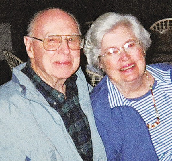 RESPECTED COUPLE—Alice Stelle was a pioneer in local education. Her late husband, Mac, helped found the Las Virgenes water district. Courtesy photo