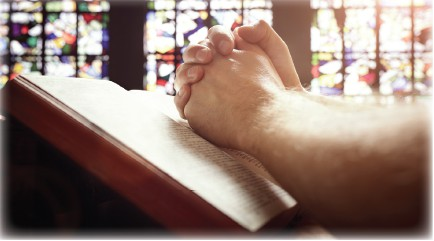 Prayer is 'a relationship between two persons, God and man, as they move towards each other'