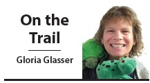Glasser is a freelance writer and local nature enthusiast. Reach her at whirlawaygig@gmail.com.