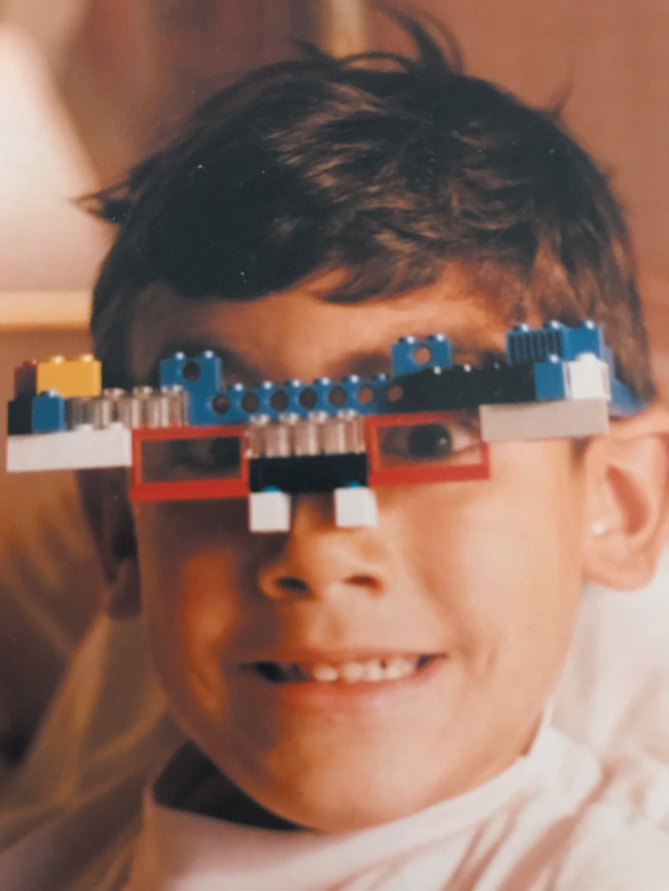 EYES ON YOU—This team builds Spectacular Spectator Spectacles. Created by Jack and Tony Lewis